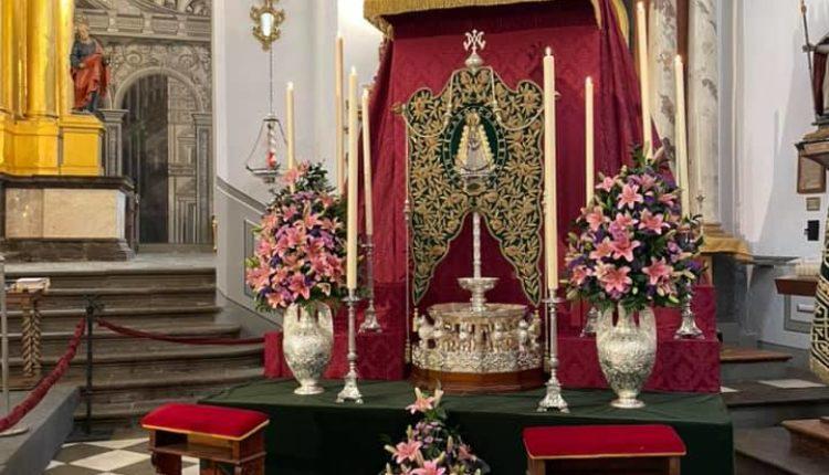 Hermandad de Granada – Eucaristía mensual