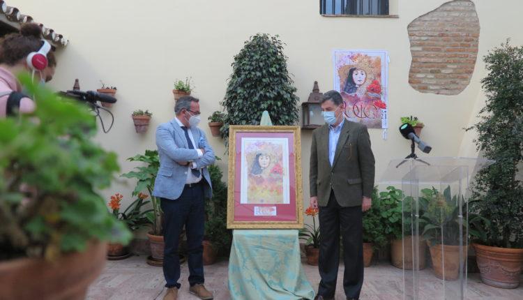 Hermandad Matriz – Presentación de la colgadura y la pulsera conmemorativas del próximo Pentecostés