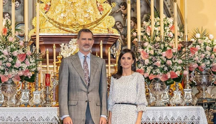 Hermandad de Lucena de Córdoba – El Rey Felipe VI acepta ser Hermano Mayor Honorario