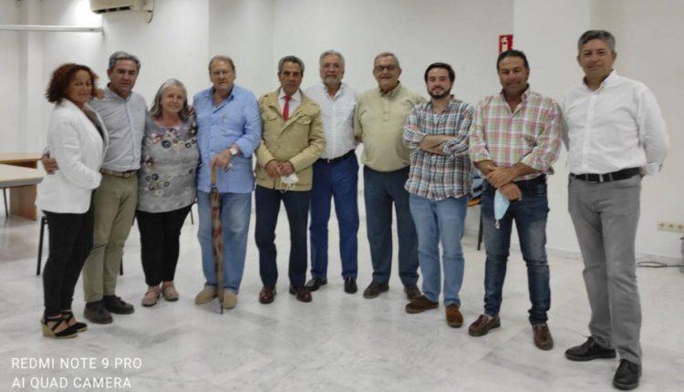 Hermandad de Los Palacios – Comisión Preparatoria 50 Aniversario