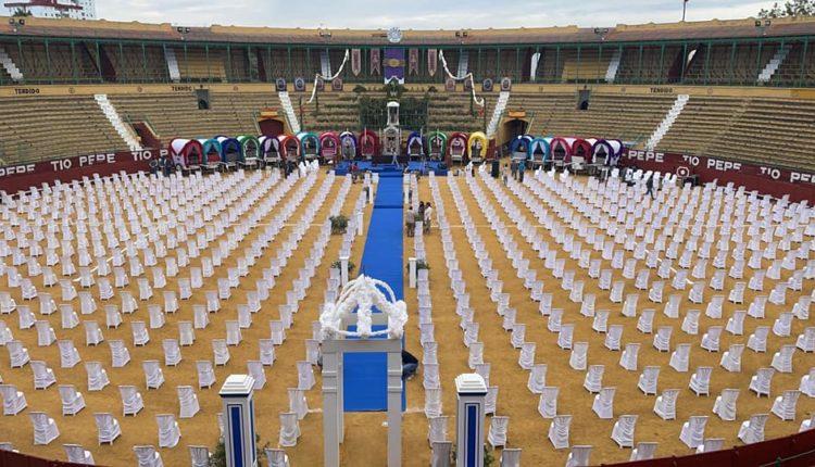Hermandad de Jerez – Misa de Pentecostés 2021