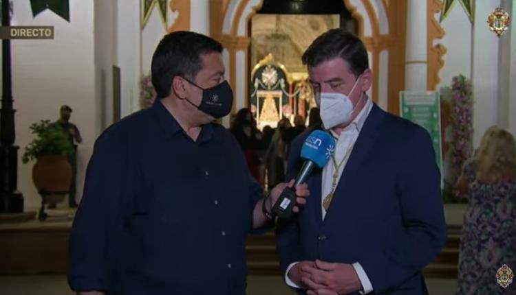 Santo Rosario 2021 en Directo desde la Parroquia de la Asunción en Almonte