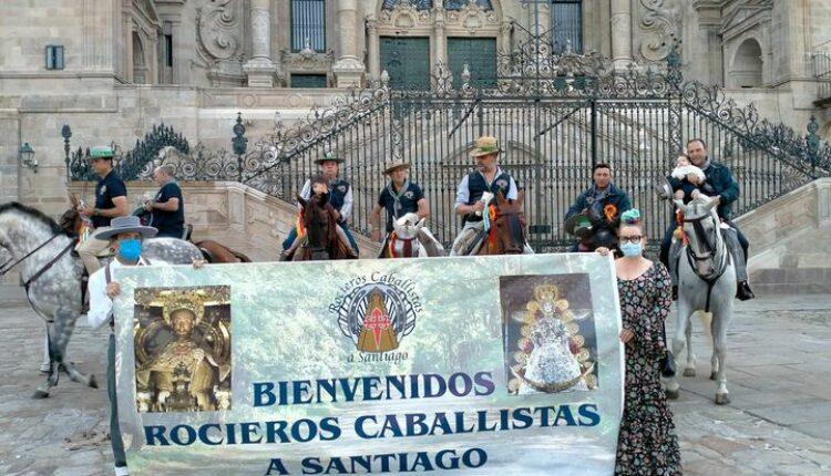 El Rocío, en la raíz de la fe de España por Santiago Padilla