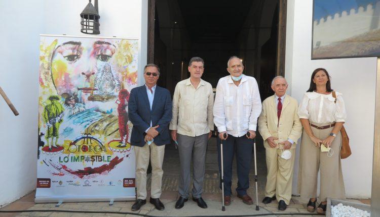 Inaugurada la Exposición » Otorga lo Imposible» en Almonte
