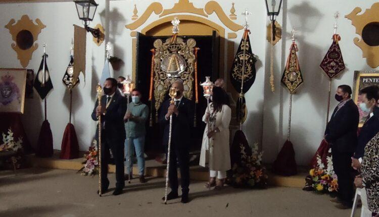 Hermandad de Emigrantes – Abre los actos de su cincuentenario con el traslado de su Simpecado a la catedral