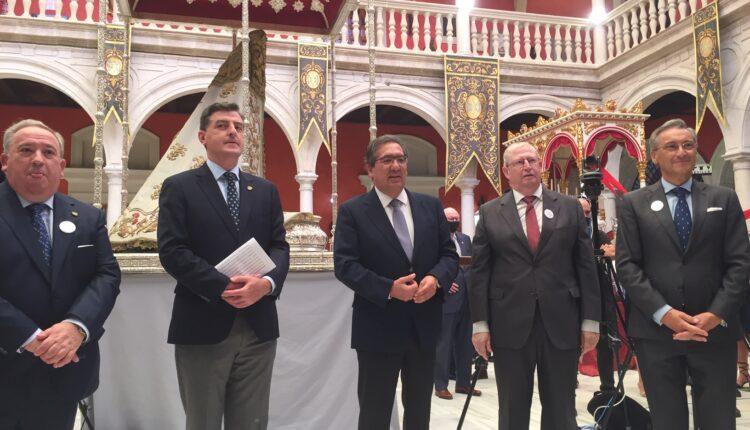 Exposición Jubilar Rocío en Sevilla – Fotos de la Inauguración de la Exposición
