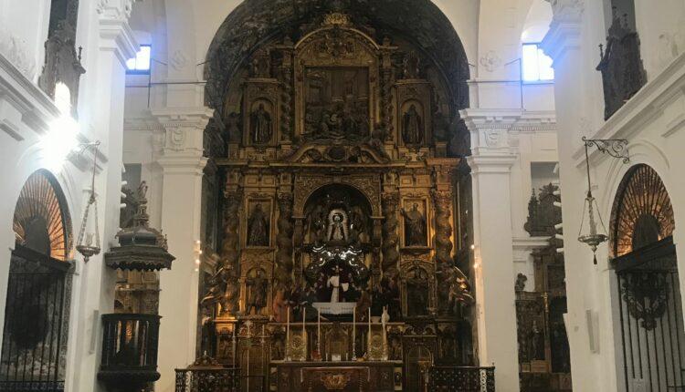 Los Terceros será la sede religiosa de la Magna Exposición Jubilar Rocío