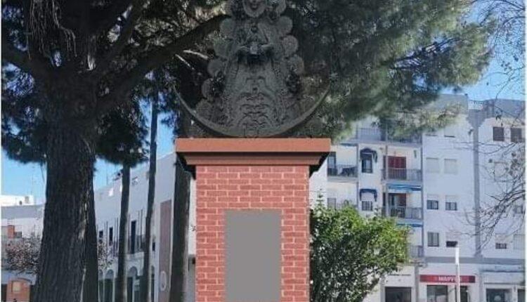 Hermandad de Isla Cristina -Inauguración y bendición del Monumento en Honor a la Virgen del Rocío