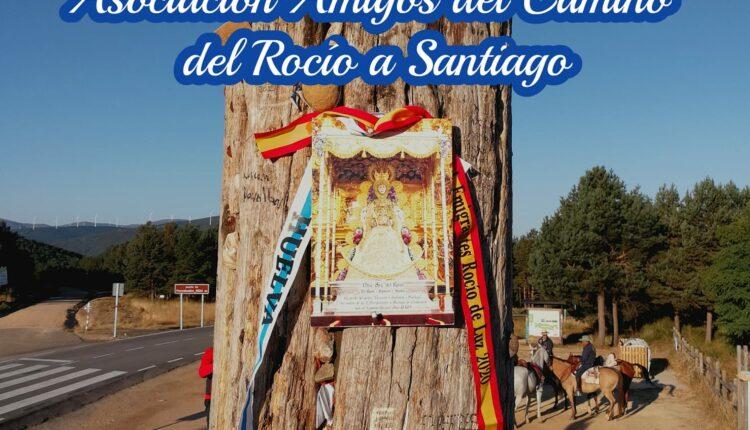 Asociación Amigos del Camino del Rocío a Santiago – Peregrinación y Misa de acción de gracias por nuestro camino a Santiago.