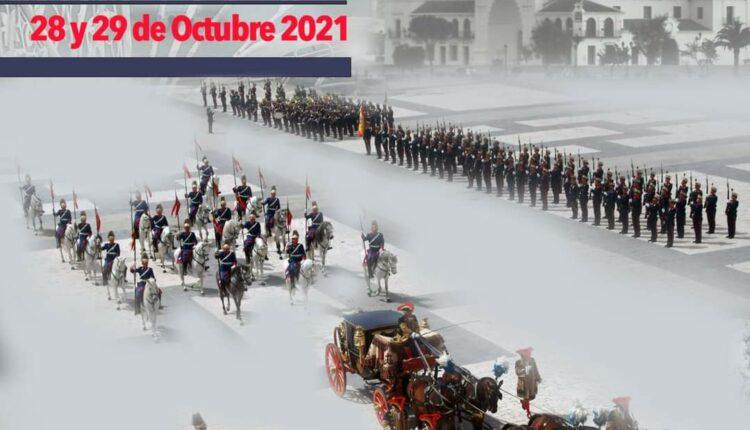 La Guardia Real estará en Almonte y el Rocío