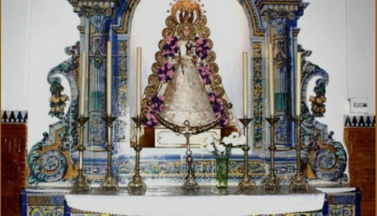 Hermandad de Huelva – 100 años del altar de la Hdad. en la iglesia de San Pedro