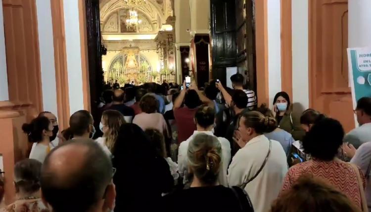 La Virgen del Rocío volverá al Rocío en el mes de mayo de 2022